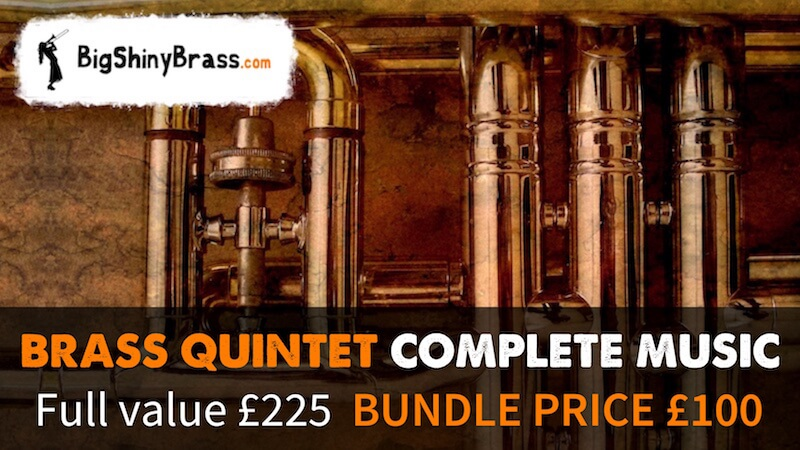 brass quintet complete collection
