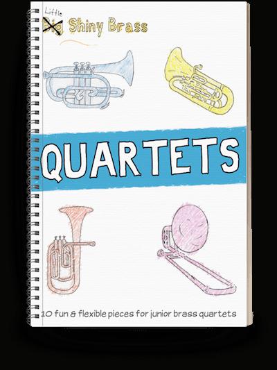 PDF sheet music for junior brass ensembles and training band | PDF