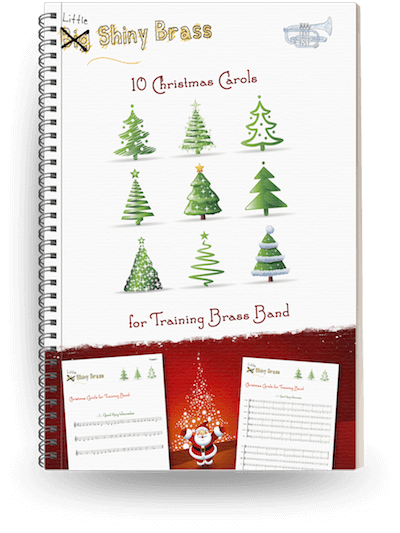 PDF sheet music for junior brass ensembles and training band