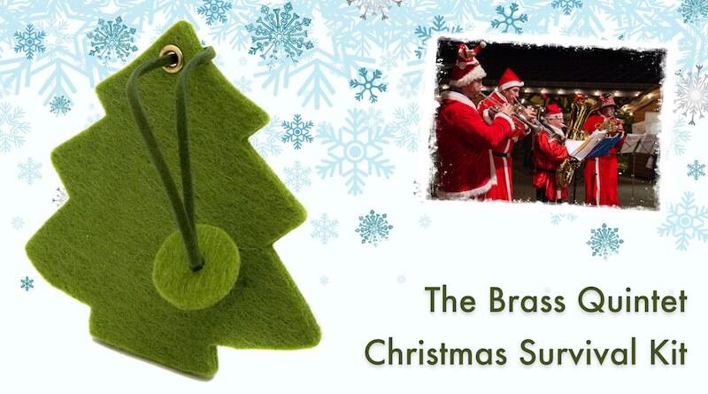 Brass Quintet Christmas Survival Kit