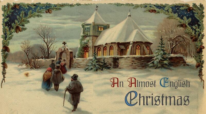 An Almost English Christmas