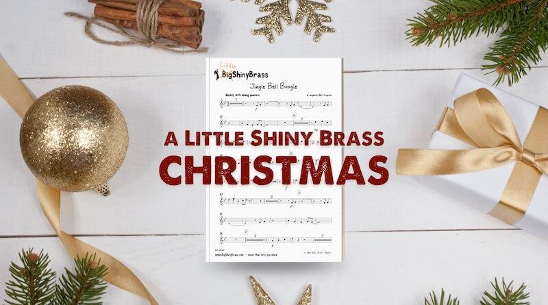 A Little Shiny Brass Christmas