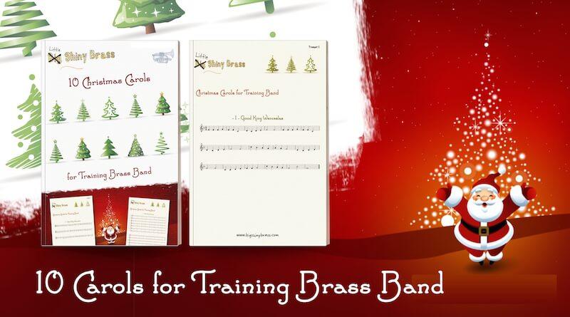 Training Band Christmas Carols