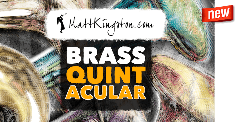 Brass Quintacular!