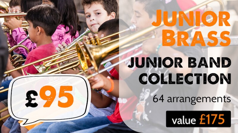 Early Years Brass Bundle