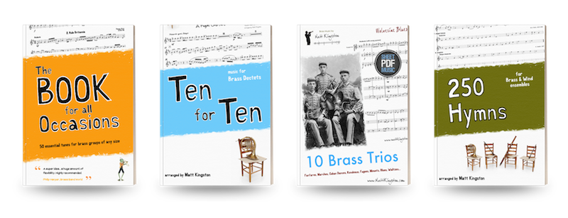 Complete Brass Quintet bundle