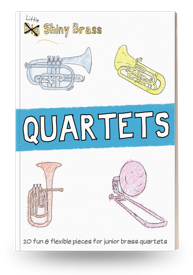 Little Shiny Brass Quartets