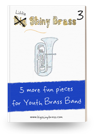 Little Shiny Brass 3
