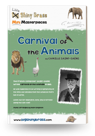 Mini Masterpieces: Carnival of the Animals