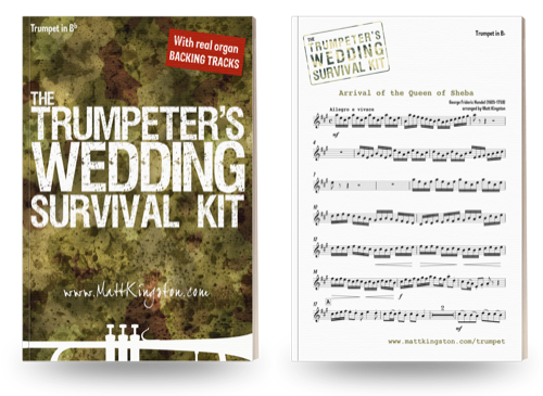 The Trumpeter's Wedding Survival Kit